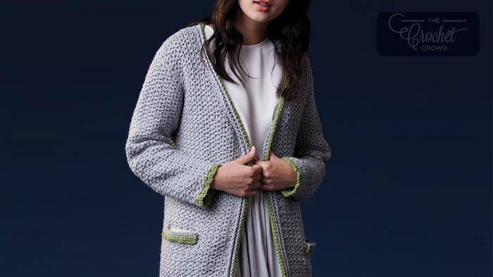 Sweet Details Cardigan Pattern