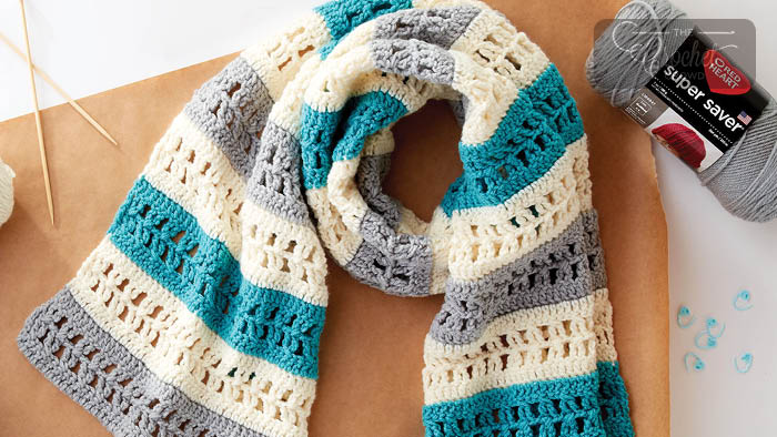 Charity Crochet With Care Wrap Pattern
