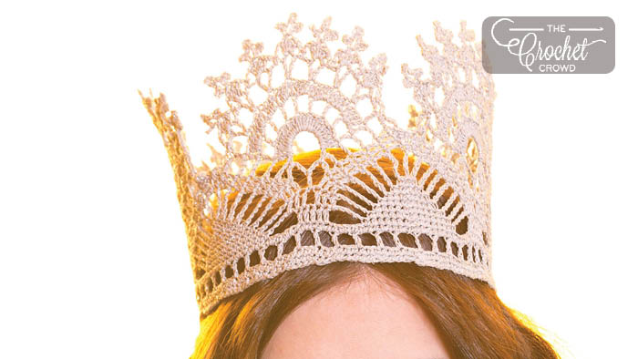 Crochet Adult Crown