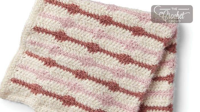 Crochet Baby Friendship Blanket