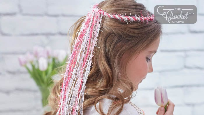 Crochet Fairy Princess Crown
