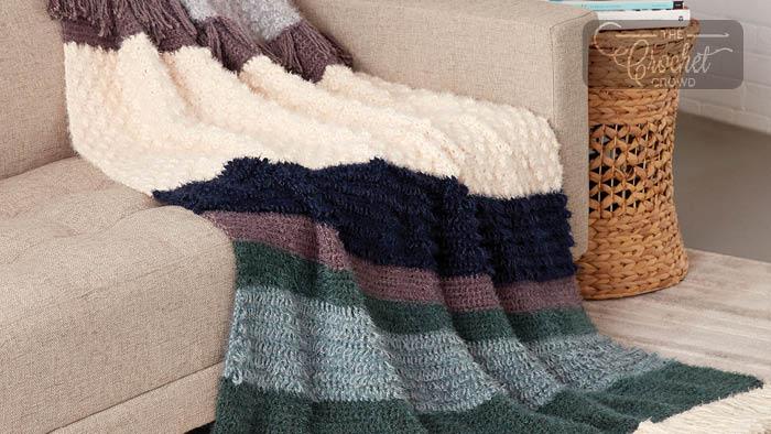 Cuddle Up Blanket Pattern