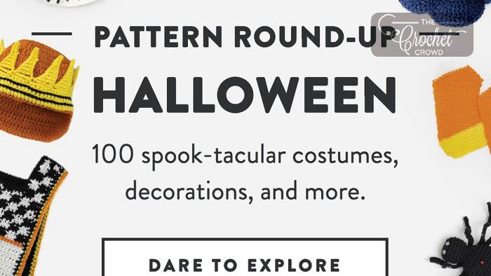 100 Dare to Explore Halloween Patterns