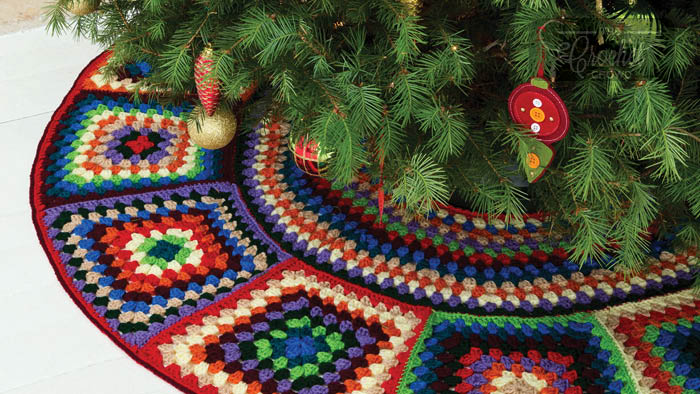 Granny Tree Skirt Pattern