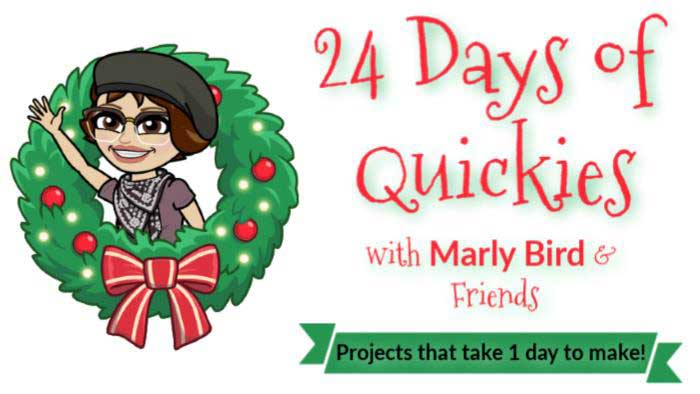 24 Days of Quickies with Marly Bird