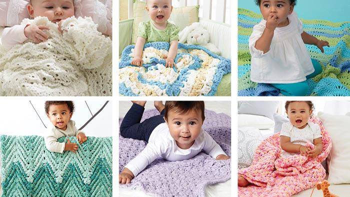 6 Popular Crochet Blankets
