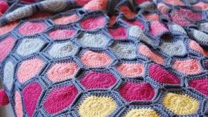 Crochet All That Chic Blanket