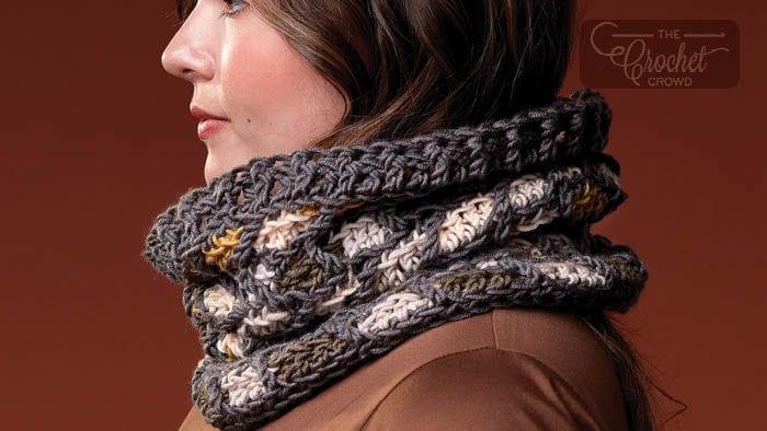 Crochet Comme Ci Comme Ca Cowl