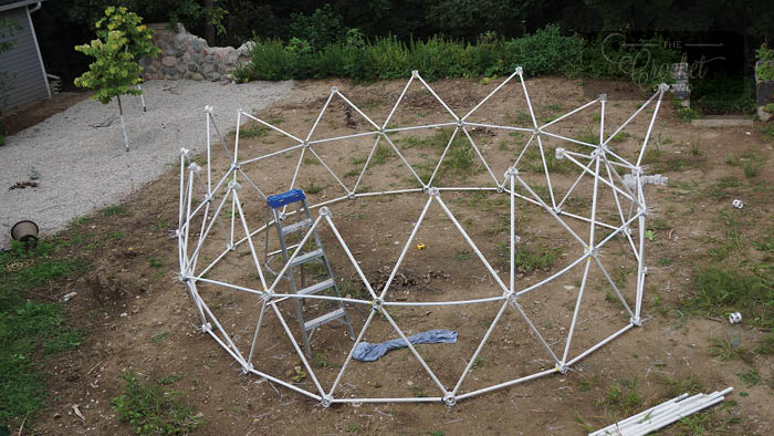 Crochet Igloo Framework