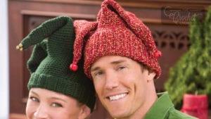 Crochet Jingle Bell Hat