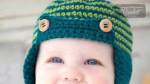 Crochet Sherlock Hat