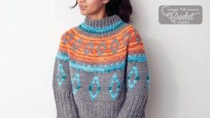 Crochet Swancho
