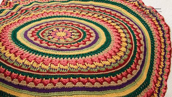 Mandala Stitch Along
