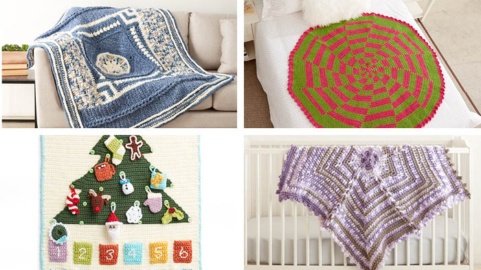 2017 Crochet Stitch Alongs