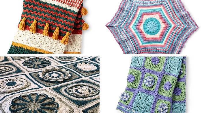 2019 – 4 Crochet Along Patterns