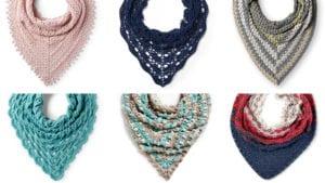 6 Incredible Crochet Shawls