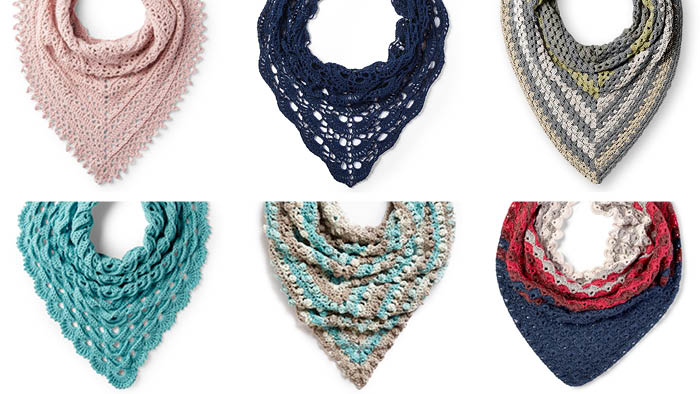 6 Incredible Crochet Shawl Patterns