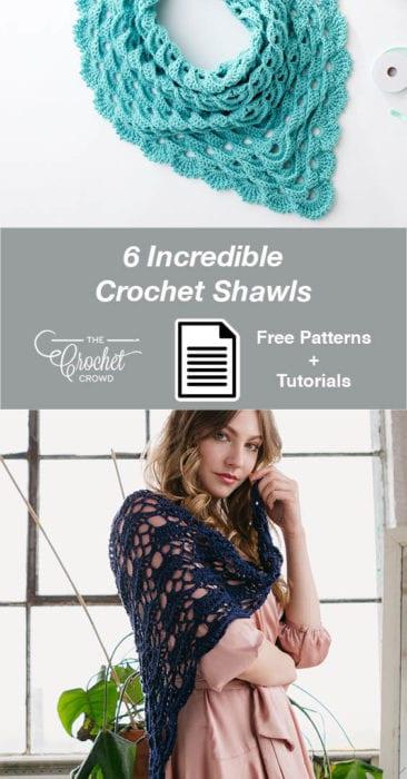 6 Incredible Shawls Pinterest
