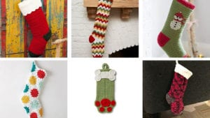 7 Christmas Stockings with Videos