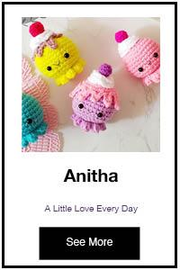 Anitha Designer A Little Love Everyday