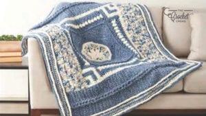 Bernat Blanket Mystery Blanket 2