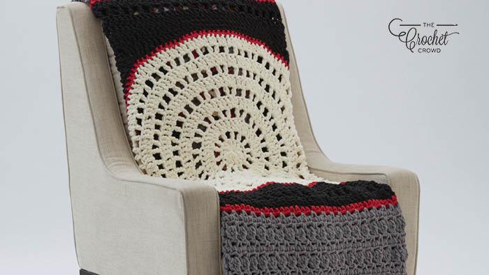 Crochet Bernat Blanket Mystery Project
