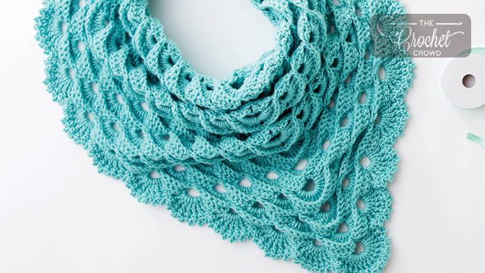 Crochet Go To Shawl Pattern