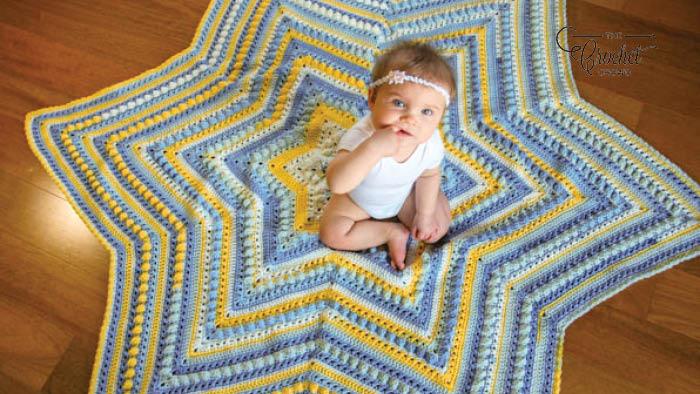 Crochet Starshine Blanket