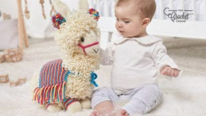 Knit Llama