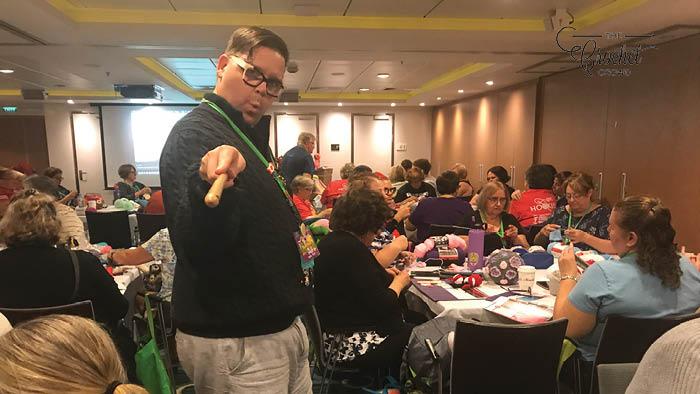 Crochet Cruises – Australia and South Pacific Programming