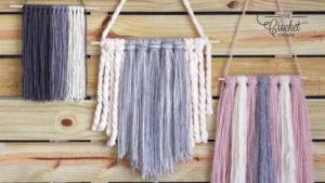 Craft Amazing Grays Wall Hanging