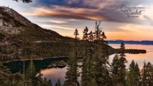 Crochet Lake Tahoe Retreat