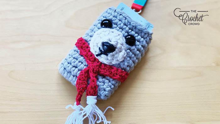 Crochet Alaskan Key Card Pattern Challenge