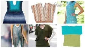 Crochet Tunic Patterns