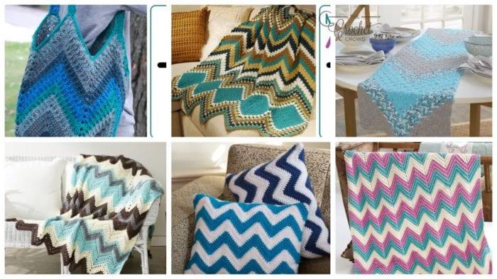 Crochet Everybody Wave