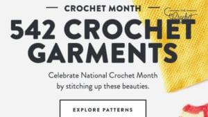 542 Crochet Garments