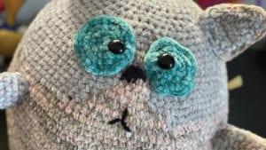 Crochet Fat Cat Stuffies