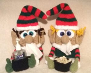 Crochet-Elf-Sniffle-Station-Sideview