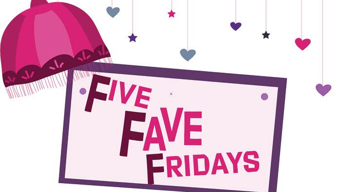 Crochet Five Fave Fridays