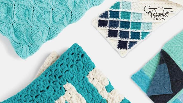 82 Geometric Crochet and Knit Patterns
