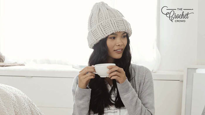 Crochet Ridgeway Hat Pattern