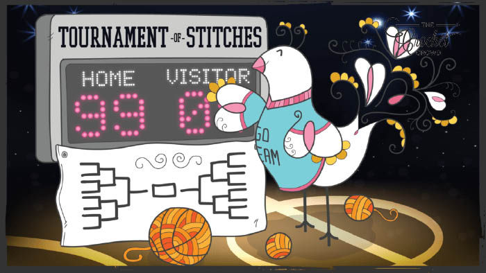 Crochet Tournament of Stitches with Marly