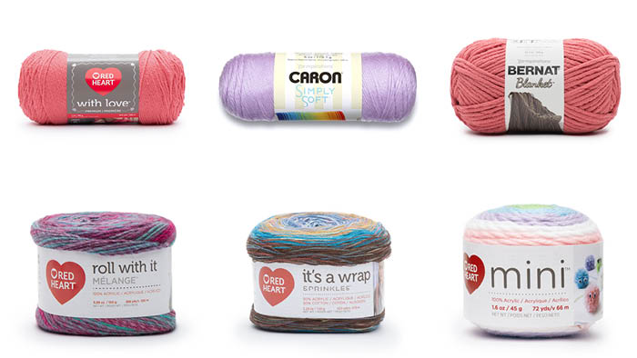 Mikey's 10 Most Recommended Yarns