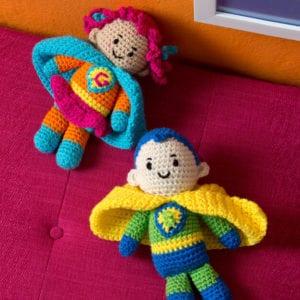 Free Superhero Toy Patterns   Crochet toys patterns, Superman ...   300x300