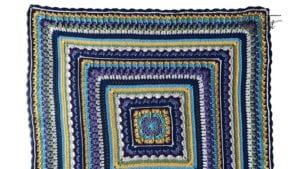 Crochet All in the Family Blanket