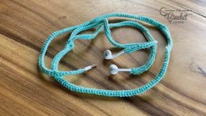 Crochet Ear Phone Covers