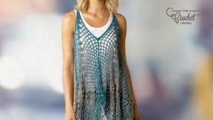 Crochet Lunar Top