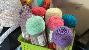 Mikey All in Family Tutorial Yarn