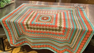 Crochet Better Together Afghan