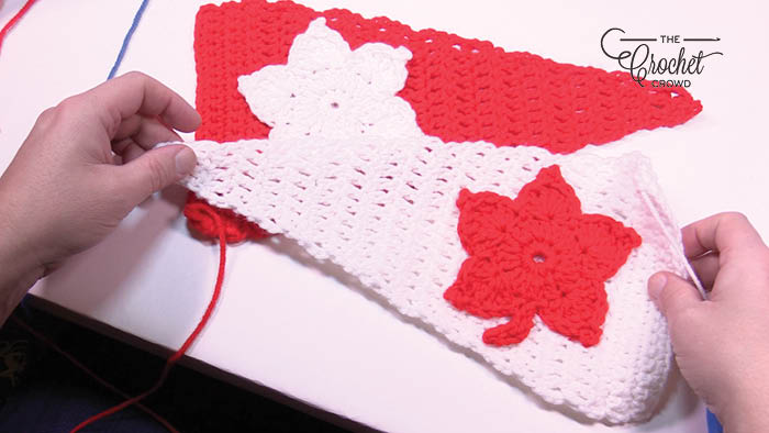 Crochet Canada Pennants